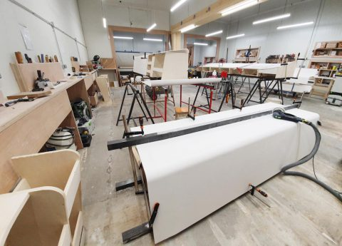 atelier pierre acrylique Villeparisis