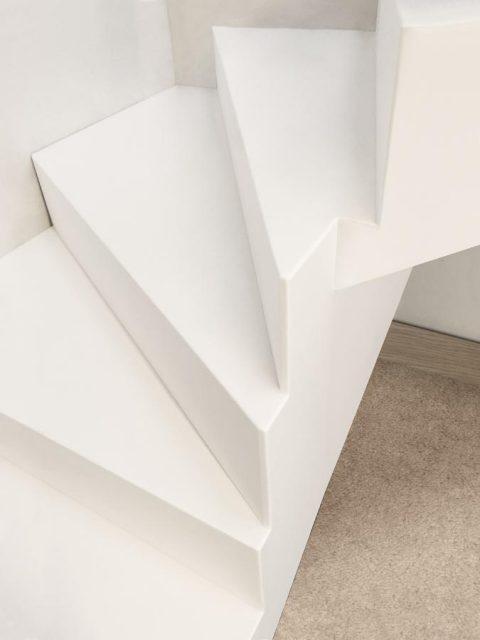 escalier pierre acrylique Mitry Mory